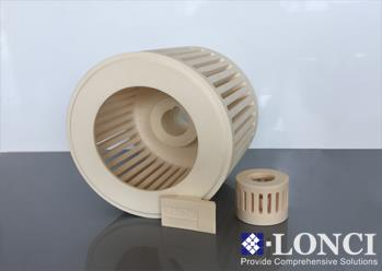 Alumina Grading Wheel or Ceramic Element of Seperator Impellor for Centrifugal Crusher