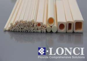 Multi Holes Alumina Ceramic Insulation Tubes